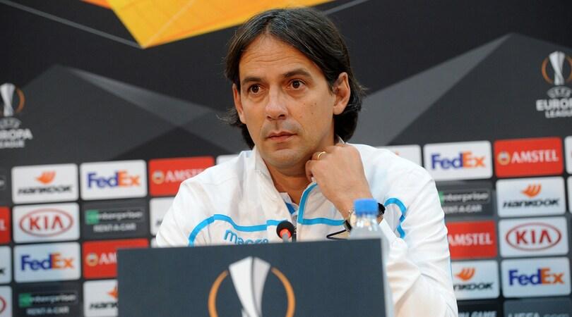 Inzaghi: «Lotito? Dopo il Milan era contento»