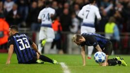 Champions League Tottenham-Inter 1-0, il tabellino