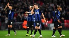 Tottenham-Inter 1-0: Eriksen rovina i piani di Spalletti