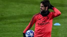 «Real Madrid-Isco, è gelo. Juventus pronta all'assalto»