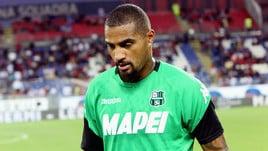 Serie A Sassuolo, senza Boateng è rebus formazione