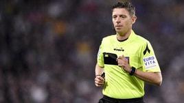 Serie A, Roma-Inter a Rocchi. Per Fiorentina-Juventus c'è Orsato