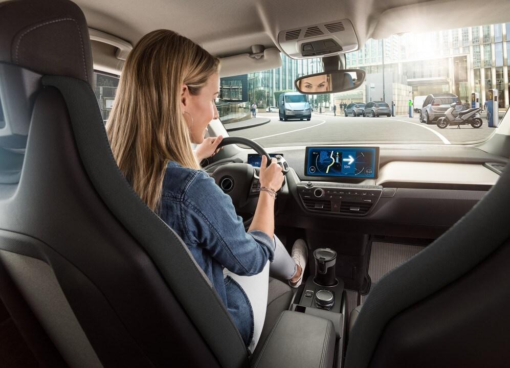Bosch: l'app per le auto elettriche