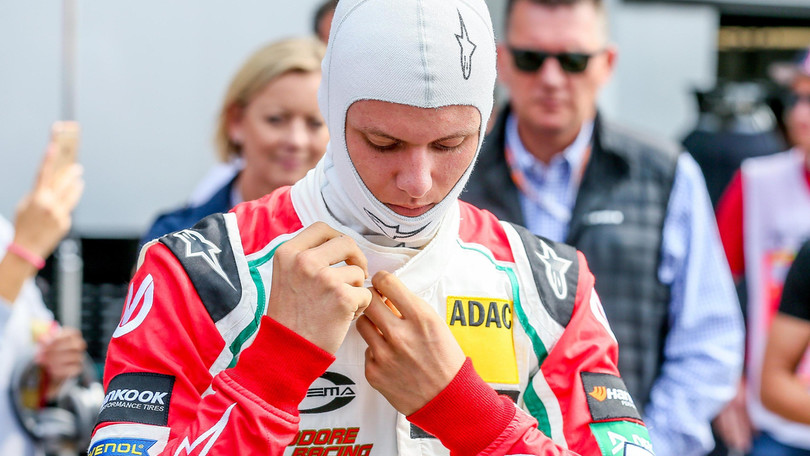 Mick Schumacher in Formula 2: