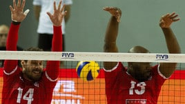 Volley: Mondiale per Club, terza vittoria per Civitanova e primo posto