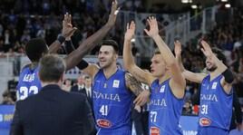 Italbasket, battuta la Lituania: Mondiale più vicino
