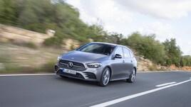 Mercedes Classe B, tutto il comfort in chiave futuro