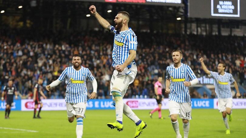 Serie A Spal, l'Empoli e il bivio Antenucci