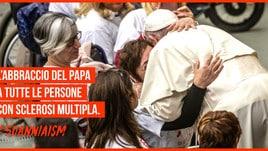 AISM incontra Papa Francesco