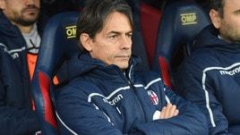Coppa Italia Bologna, Inzaghi: «Con il Crotone in campo per vincere»