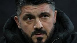 Gattuso vs Salvini: si punta su zero cambi in Milan-Parma