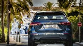Nuova Mercedes Classe B: le foto