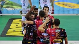 Volley: Superlega, domenica cinque match della 10a giornata
