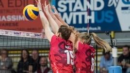 Volley: A1 Femminile,  Novara-Monza e Busto-Scandicci big match della 8a