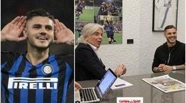 Inter, Icardi: «Io sono il gol!»