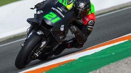 MotoGp Petronas Yamaha, Morbidelli: «Chiudiamo in bellezza»