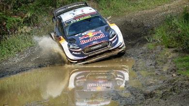 Rally, Ogier completa la due giorni di test