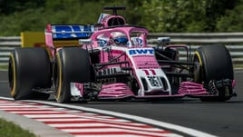 F1, la Force India cambia nome