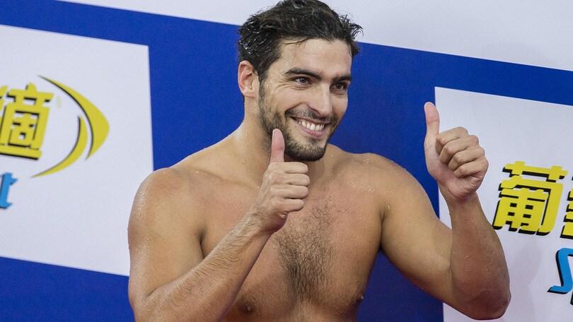 Nuoto, Assoluti in vasca corta: Detti vince i 200 stile libero, Quadarella bis nel mezzofondo