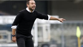 Serie A Sassuolo, De Zerbi: «Foggia? Non ho mai accettato imposizioni»