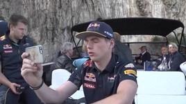 F1, Vettel scommette su Verstappen