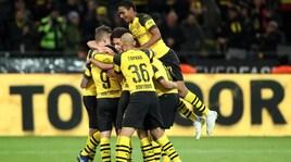 Bundesliga, il Dortmund non si ferma più. Vince anche il Bayern