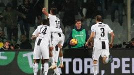 Serie A Fiorentina-Juventus 0-3, il tabellino