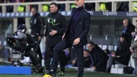 Serie A Fiorentina, Pioli: «Rigore? Per me non c'era, la palla tocca prima la gamba»