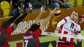 Volley: Mondiale per Club, Civitanova batte l'Asseco e vola in finale