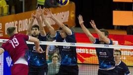 Volley: Mondiale per Club, finale tutta italiana,Trento batte il Fakel Novy