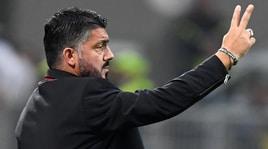 Milan, Gattuso: «Ibrahimovic con Higuain? E poi Paquetà?»