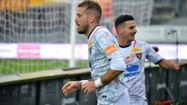 Serie B, Carpi-Lecce 0-1: Liverani non si ferma più, ora è secondo. Brescia-Livorno 2-0