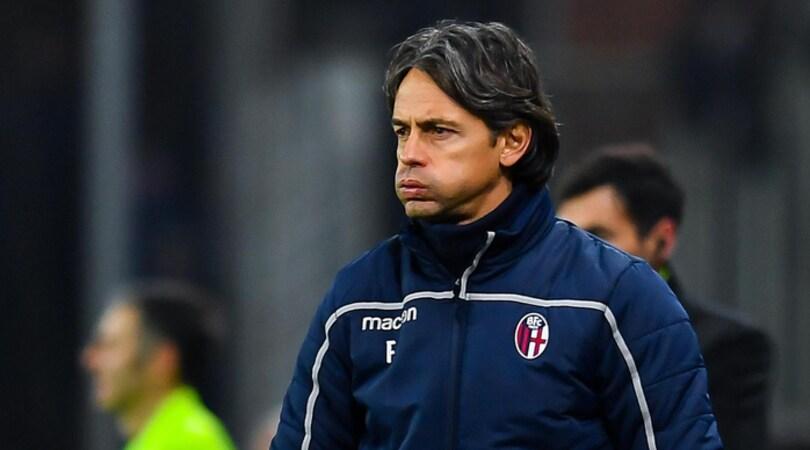 Serie A Bologna, il futuro di Inzaghi in 48 ore