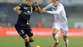 Serie A Chievo-Lazio 1-1, il tabellino