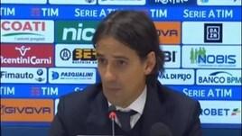 Simone Inzaghi critico: