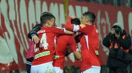Serie B, Perugia-Pescara 2-1: Verre e Gyomber rilanciano Nesta