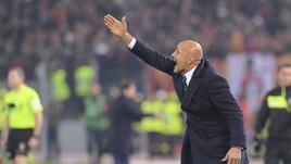 Serie A, gli squalificati: per Spalletti solo una diffida