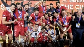 Volley: Mondiale per Club, Trento sale sul tetto del mondo