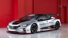 Nissan Leaf NISMO RC: foto