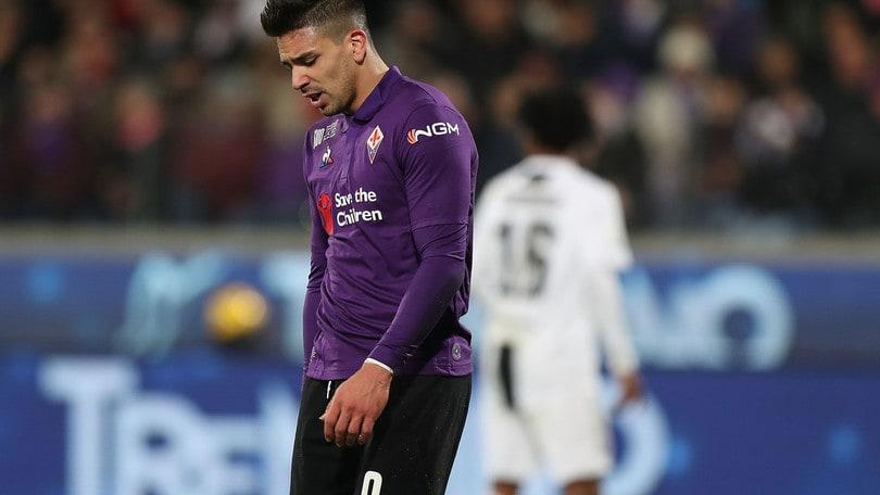 Serie A Fiorentina, Simeone è un caso: non sa più fare gol