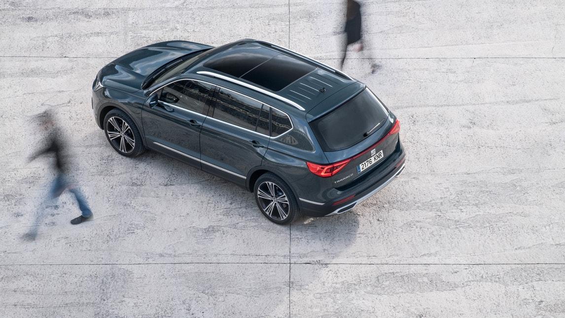 Il SUV di grandi dimensioni della SEAT affianca Ateca e Arona e completa l'offerta della Casa spagnola nel segmento.