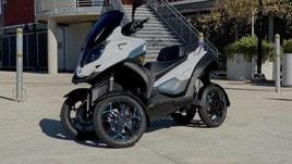 Quadro e Zero Motorcycles insieme per l'E-Qooder, il primo 4 ruote elettrico