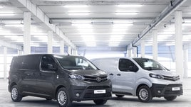 Da PSA i veicoli commerciali C-van per Toyota: l'alleanza continua