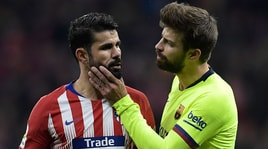 Atletico Madrid, Diego Costa si ferma per due mesi