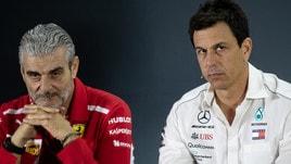 F1 Mercedes, Wolff: «Il 2018 è stato l'anno più difficile»