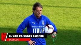 Rigore Zaniolo, Mancini vota per il Var