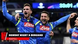 Napoli, a Bergamo per non perdere contatto dalla Juve