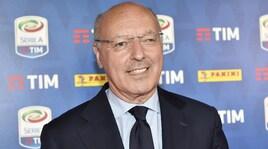 Marotta: «Io presente a Juventus-Inter? Vediamo…»