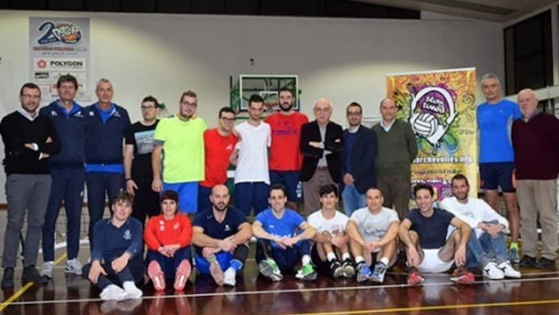 Sitting Volley: Fermo Regional Day ha ospitato dedicato al sitting