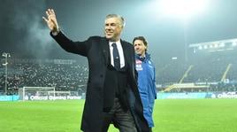 Ancelotti: «Milik? Un gol molto importante per il Napoli e per lui»